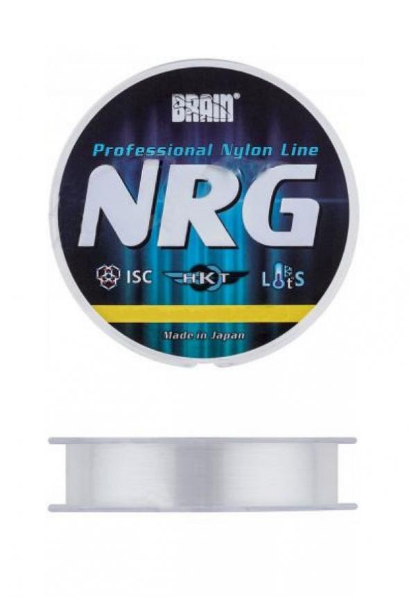 Brain NRG Fishing Line 0.074 mm 0.59 kg