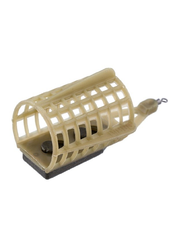 Brain Feeding trough Cage plastic with removable cargo XL