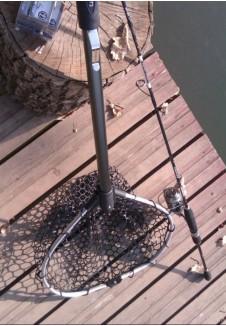 Landing net head Brain Landing Net Head 50x40cm